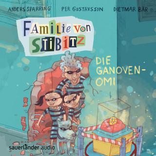 Anders Sparring: Die Ganoven-Omi - Familie von Stibitz, Band 2 (Ungekürzte Lesung)
