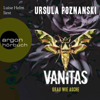 Ursula Poznanski: Grau wie Asche - Vanitas, Band 2 (Gekürzte Lesung)