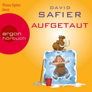 David Safier: Aufgetaut (Ungekürzte Lesung)