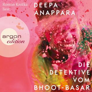 Deepa Anappara: Die Detektive vom Bhoot-Basar (Ungekürzte Lesung)