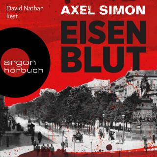 Axel Simon: Eisenblut - Gabriel Landow, Band 1 (Gekürzte Lesung)
