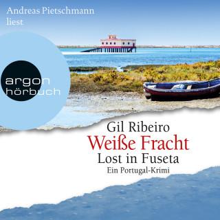 Gil Ribeiro: Weiße Fracht - Lost in Fuseta - Leander Lost ermittelt, Band 3 (Ungekürzte Lesung)