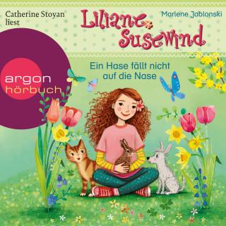 Marlene Jablonski, Tanya Stewner: Ein Hase fällt nicht auf die Nase - Liliane Susewind, Band 11 (Ungekürzte Lesung)