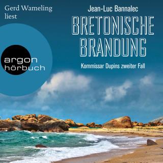 Jean-Luc Bannalec: Bretonische Brandung - Kommissar Dupin ermittelt, Band 2 (Gekürzte Lesung)