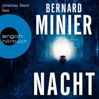 Bernard Minier: Nacht (Ungekürzte Lesung)