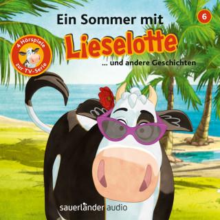 Alexander Steffensmeier, Fee Krämer: Lieselotte Filmhörspiele, Folge 6: Ein Sommer mit Lieselotte (Vier Hörspiele)