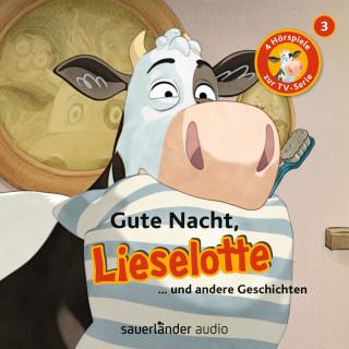 Alexander Steffensmeier, Fee Krämer: Lieselotte Filmhörspiele, Folge 3: Gute Nacht, Lieselotte (Vier Hörspiele)
