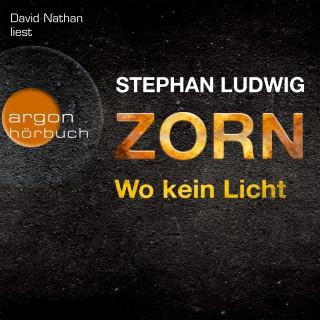 Stephan Ludwig: Zorn - Wo kein Licht