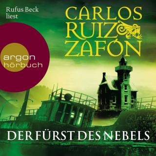 Carlos Ruiz Zafón: Der Fürst des Nebels (Ungekürzte Lesung)