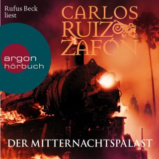 Carlos Ruiz Zafón: Der Mitternachtspalast (Ungekürzte Lesung)