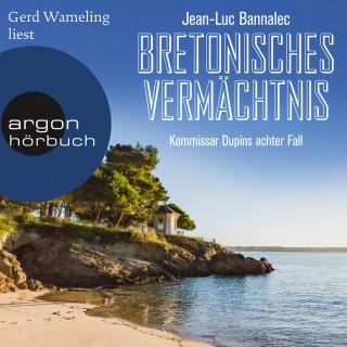 Jean-Luc Bannalec: Bretonisches Vermächtnis - Kommissar Dupins achter Fall (Ungekürzte Lesung)