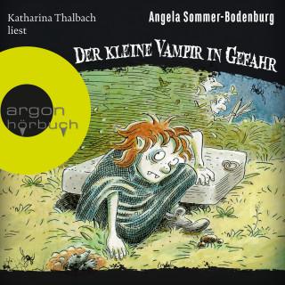Angela Sommer-Bodenburg: Der kleine Vampir in Gefahr - Der kleine Vampir, Band 6 (Ungekürzte Lesung mit Musik)