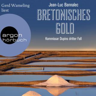 Jean-Luc Bannalec: Bretonisches Gold - Kommissar Dupins dritter Fall (Ungekürzte Lesung)