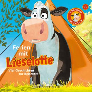 Alexander Steffensmeier, Fee Krämer: Lieselotte Filmhörspiele, Folge 8: Ferien mit Lieselotte (Vier Hörspiele)