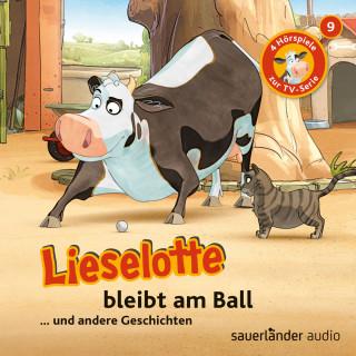 Alexander Steffensmeier, Fee Krämer: Lieselotte Filmhörspiele, Folge 9: Lieselotte bleibt am Ball (Vier Hörspiele)