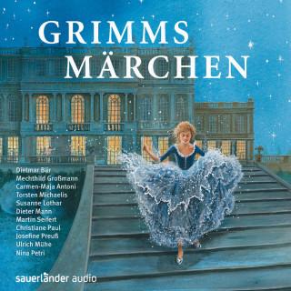 Brüder Grimm: Grimms Märchen (Ungekürzte Lesung)