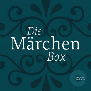 Hans Christian Andersen, Wilhelm Hauff: Die Märchen Box (Andersen, Die Schneekönigin / Hauff, Das kalte Herz / Die schönsten Märchen der Romantik) (Ungekürzte Lesung)