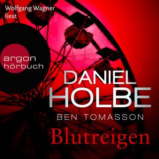 Daniel Holbe, Ben Tomasson: Blutreigen - Ein Sabine-Kaufmann-Krimi, Band 5 (Ungekürzte Lesung)