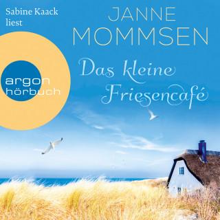Janne Mommsen: Das kleine Friesencafé (Ungekürzte Lesung)