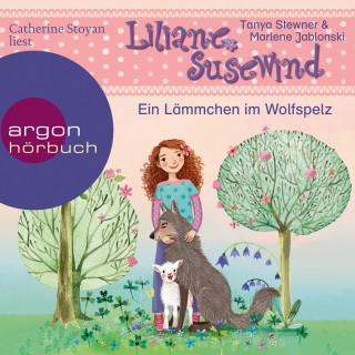 Marlene Jablonski, Tanya Stewner: Ein Lämmchen im Wolfspelz - Liliane Susewind, Band 13 (Ungekürzte Lesung)