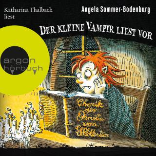 Angela Sommer-Bodenburg: Der kleine Vampir liest vor - Der kleine Vampir, Band 8 (Ungekürzt)