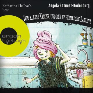 Angela Sommer-Bodenburg: Der kleine Vampir und der unheimliche Patient - Der kleine Vampir, Band 9 (Ungekürzt)