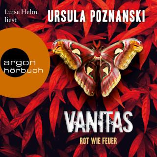 Ursula Poznanski: Vanitas - Rot wie Feuer - Die Vanitas-Reihe, Band 3 (Gekürzt)