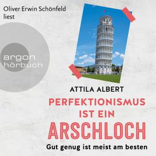 Attila Albert: Perfektionismus ist ein Arschloch - Gut genug ist meist am besten (Ungekürzt)