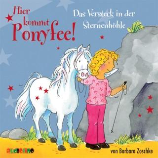 Barbara Zoschke: Hier kommt Ponyfee (8): Das Versteck in der Sternenhöhle