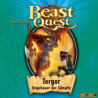 Adam Blade: Beast Quest (13): Torgor, Ungeheuer der Sümpfe