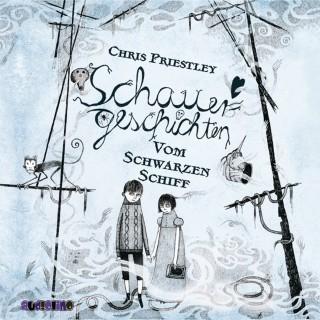 Chris Priestley: Schauergeschichten vom schwarzen Schiff (2)