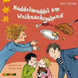 Karin Nowak: Kuddelmuddel am Weihnachtsabend