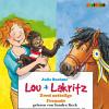 Julia Boehme: Lou + Lakritz (2): Zwei zottelige Freunde