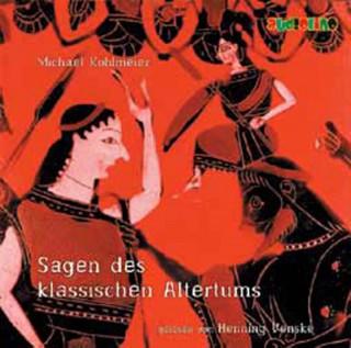 Michael Köhlmeier: Sagen des klassischen Altertums