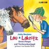 Julia Boehme: Lou + Lakritz (6): Zwei Ponys auf Verbrecherjagd