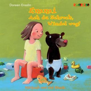 Doreen Ensslin: Emmi - Ach du Schreck, Windel weg!