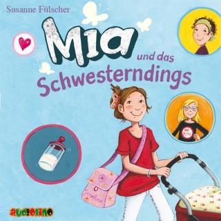 Susanne Fülscher: Mia und das Schwesterdings (6)