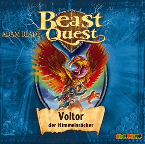 Adam Blade: Beast Quest, Teil 26: Voltor, der Himmelsrächer