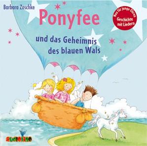 Barbara Zoschke: Ponyfee und das Geheimnis des blauen Wals
