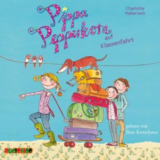 Charlotte Habersack: Pippa Pepperkorn auf Klassenfahrt