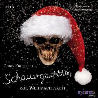 Chris Priestley: Schauergeschichten zur Weihnachtszeit