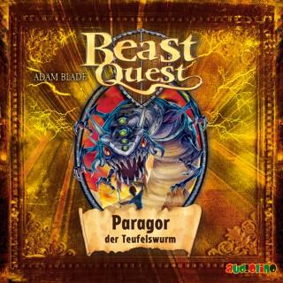 Adam Blade: Beast Quest (29): Paragor, der Teufelswurm