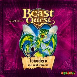 Adam Blade: Beast Quest (30): Toxodera, die Raubschrecke