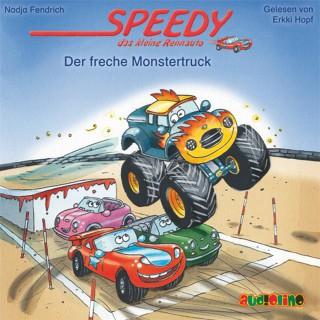Nadja Fendrich: Speedy, das kleine Rennauto (5) – Der freche Monstertruck