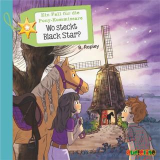 Belinda Rapley: Ein Fall für die Pony-Kommissare (3) - Wo steckt Black Star?