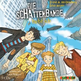 Frank M. Reifenberg, Gina Mayer: Die Schattenbande hebt ab (5)
