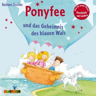 Barbara Zoschke: Ponyfee und das Geheimnis des blauen Wals (23)