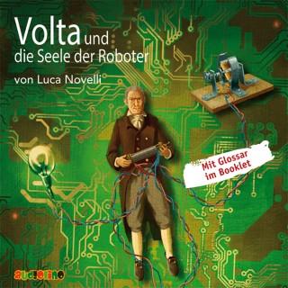 Luca Novelli: Volta und die Seele der Roboter