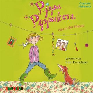 Charlotte Habersack: Pippa Pepperkorn neu in der Klasse (1)