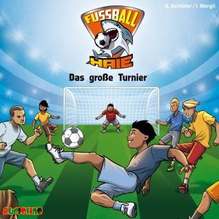 Andreas Schlüter, Irene Margil: Fußball-Haie (2): Das große Turnier
